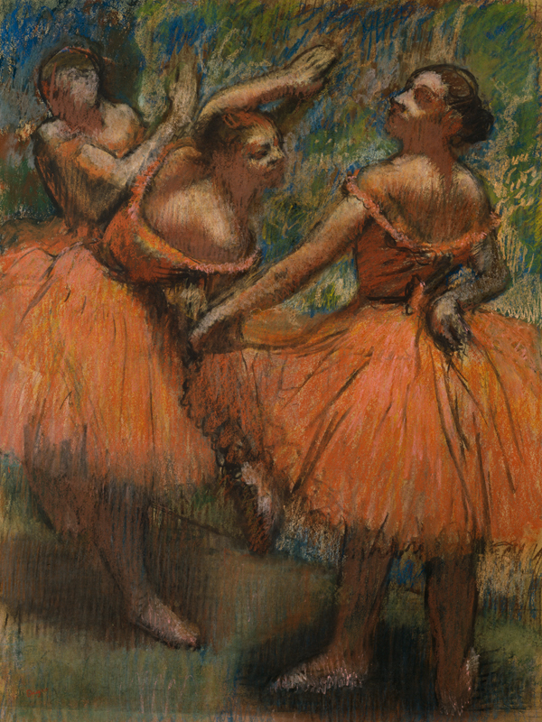 I could have danced… Degas at the Royal Academy | chloenelkin