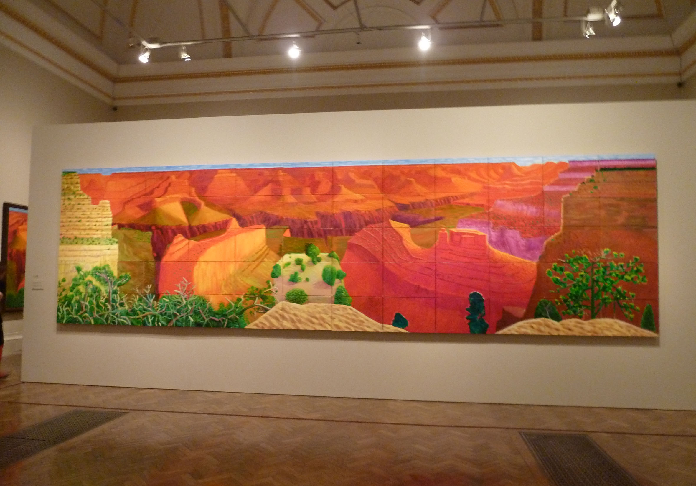 Blog Ipad Paintings David Hockney