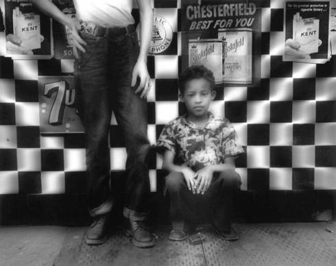 William Klein, Candy Store, New York, 1955 from Indy