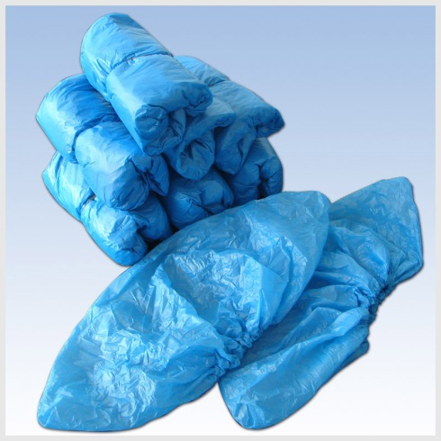 Disposable-PE-Water-Proof-Shoe-Cover