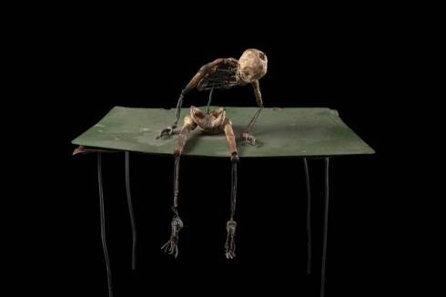 Green+Table+skeleton+man